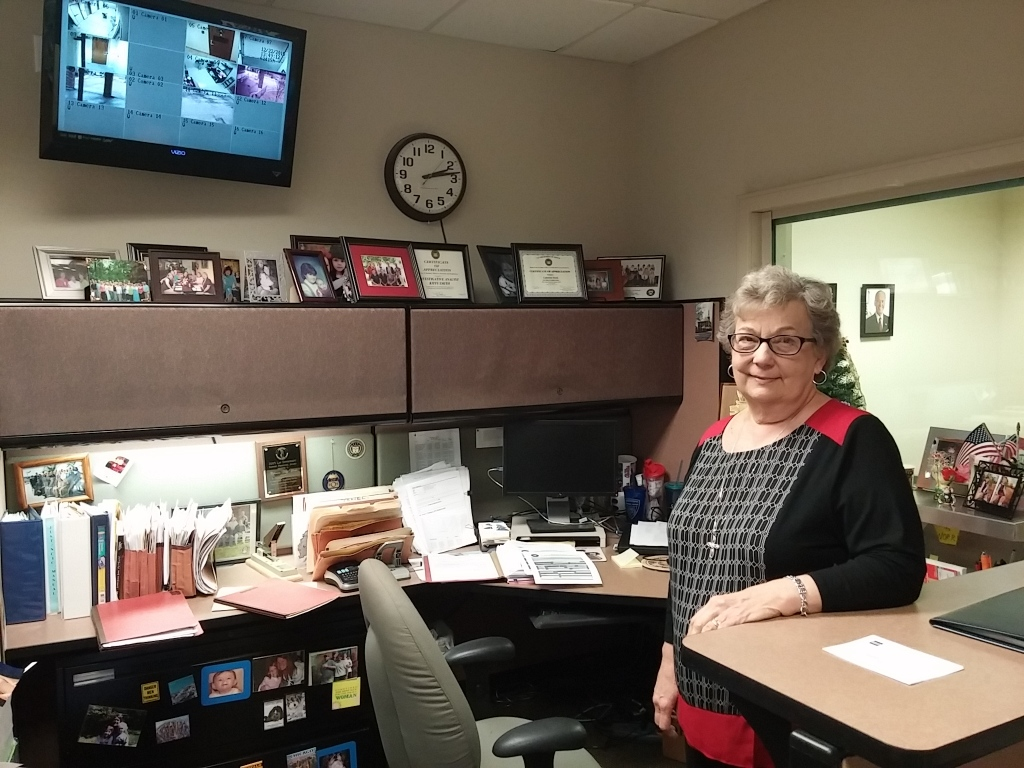 Kitty Smith retiring as investigative analyst after 40