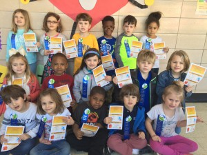 Bramlett Elementary February Citizens of the Month in kindergarten are front, from left, Hayden Wally, Lola Wallace, Rudy Lewis, Reese Alderson, Julieann Sims and middle, from left, Maggie Austin, Brayden Turner, Mary Mason Bennett, Jackson Addy, Laura Lovelady and back, from left, Hayden Wally, Lola Wallace, Rudy Lewis, Reese Alderson, and Julieann Sims.