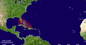 A tropical wave could become Hurricane Hermine and threaten the Gulf Coast next week.