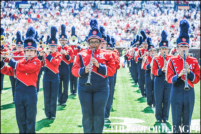 ole miss band will no longer play dixie