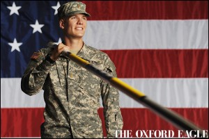 Bruce Newman U.S. Olympic pole vaulter Sam Kendricks is also a 2nd Lieutenant in the U.S. Army Reserve.