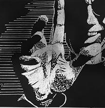 "Marthat Ferris' ""The Hand"""