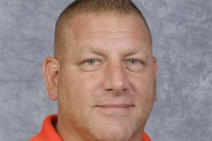 Phil Longo, offensive coordinator at Sam Houston State, has been hired to the same position at Ole Miss.