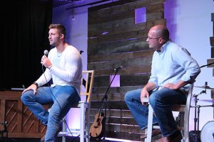 One of the many highlights over the last decade was athlete and sports analyst Tim Tebow speaking at The Orchard in Oxford.