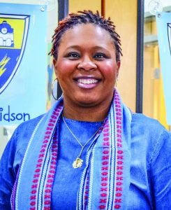 Principal LaTonya Robinson is the 2017 Oxford School District Administrator of the Year.