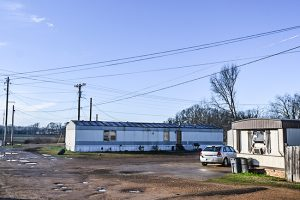 Bruce Newman A mobile home park in Water Valley has caused a stir in the community since a group of Oxford developers purchased it and plan to expand the complex on an additional 20 acres near downtown.